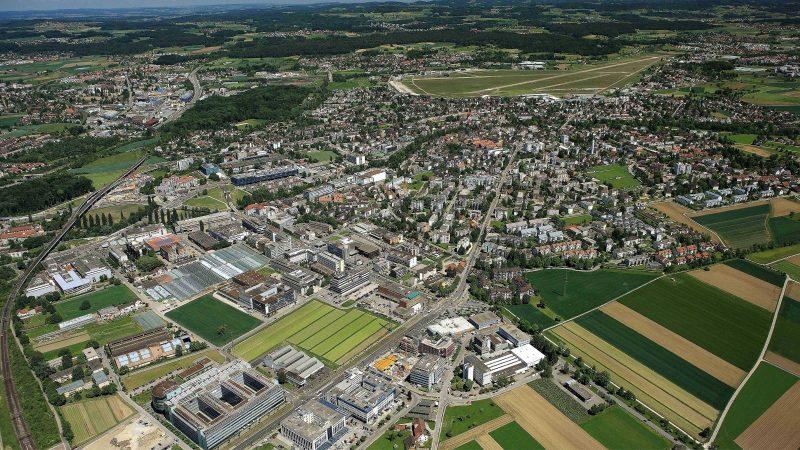 Haustechnik Energieberatung Duebendorf Energiestadt Foerderbeitraege