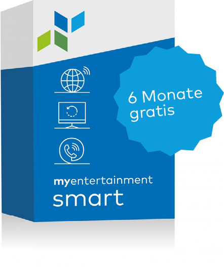 Bundle smart 6 Monate gratis