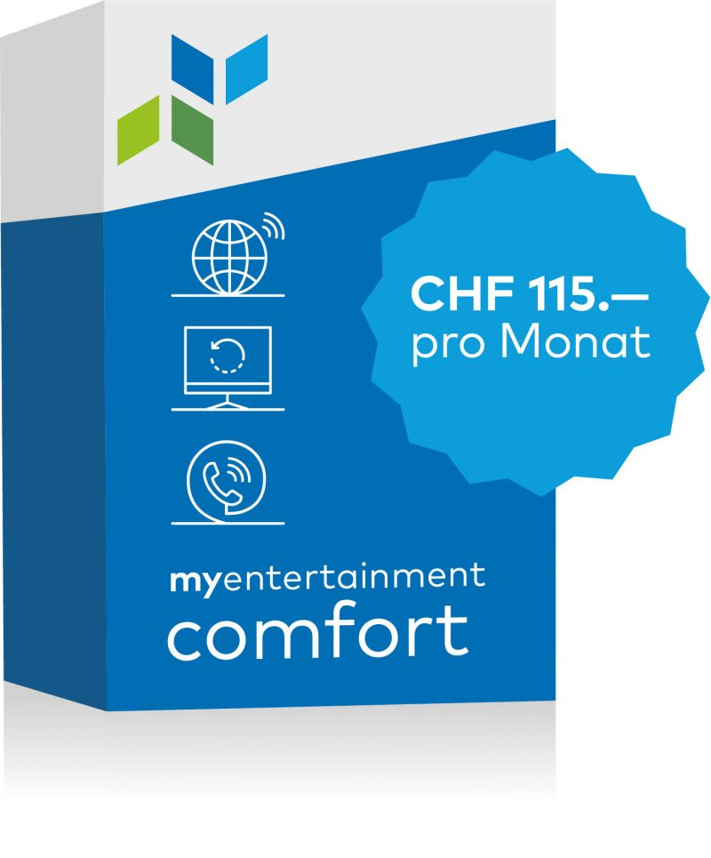 myentertainment comfort
